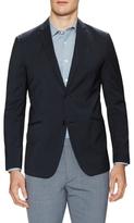 Theory Rodolf Selago Mini Check Wool Sportcoat
