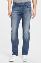 7 For All Mankind 'Slimmy - Luxe Performance' Slim Fit Jeans (Nakitta Blue)