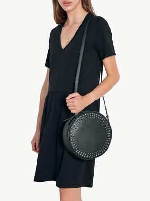 Hush Felicity Drop Waist Dress, Black