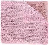 Faliero Sarti open weave scarf - women - Linen/Flax - One Size