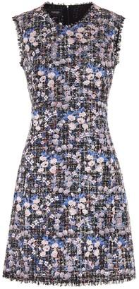 Giambattista Valli Floral tweed dress