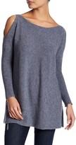 Luma Cold Shoulder Long Sleeve Sweater