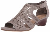 Bella Vita Quinby chop Out Wedge Sandal