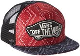 Vans Women's Wm Beach Trucke Hat,One Size