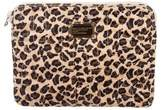 Marc by Marc Jacobs Leopard Laptop Case