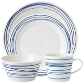 Royal Doulton Pacific Lines Porcelain Place Setting (4 PC)