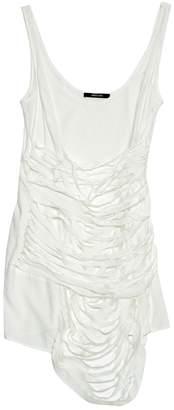 Kimberly Ovitz White Viscose Dresses