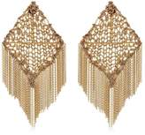 Rosantica Trama Chain Fringe Earrings