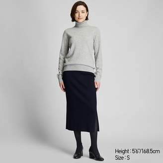 Uniqlo WOMEN Cashmere Turtle Neck Sweater