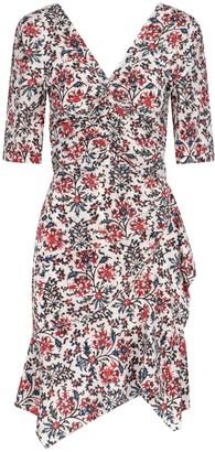 Isabel Marant Arodie Floral Dress