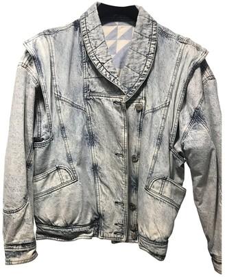 Isabel Marant Blue Denim - Jeans Jackets