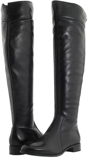 La Canadienne Soul (Black Leather) - Footwear
