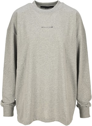 Alyx Crewneck Long Sleeve T-Shirt