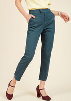 Delighted Foresight Pants in Dusk in XS