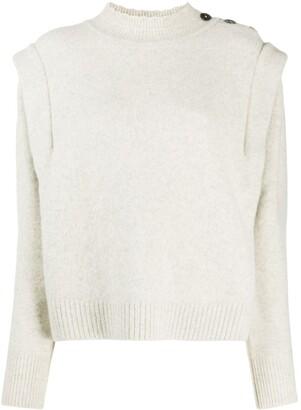 Etoile Isabel Marant Meery knit jumper