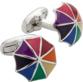 Paul Smith 3d Rainbow Umbrella Cufflink