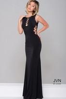 Jovani Fitted Jersey Prom Dress JVN45670