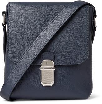Dunhill Belgrave Full-Grain Messenger Bag