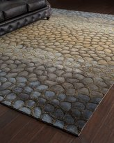 Vince Jaded Pebbles Rug, 5' x 8'
