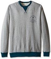 Billabong Men's Maxwell Fleece Crew Sweatshirt
