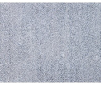 """Loloi Rugs Reverie Hand-Knotted Blue Area Rug Rug Size: Rectangle 8'6"""" x 11'6"""""""