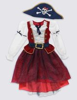 Marks and Spencer Kids' Pirate Girl Dress
