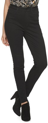 JLO by Jennifer Lopez Women's Flawless Sculpt High Rise Skinny