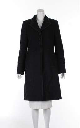 Marc by Marc Jacobs Black Wool Coats