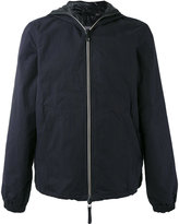 Duvetica hooded down jacket