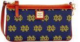 Dooney & Bourke NCAA Notre Dame Notre Dame Large Slim Wristlet