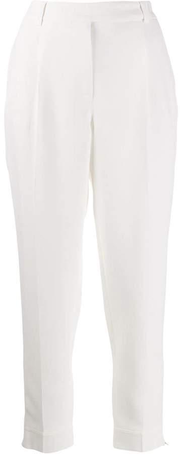 Ermanno Scervino cigarette suit trousers