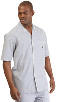 Nautica Men's Woven Striped Pajama Shirt