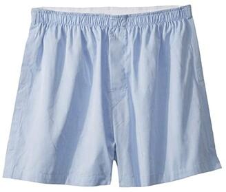 Undercare Adaptive Boxers (Blue) Men's Underwear