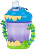 Nuby NubyTM iMonster 7 oz. 2-Handle No-Spill Soft Spout Cup