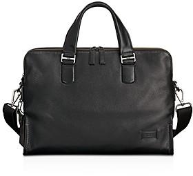 Tumi Harrison Seneca Leather Slim Briefcase