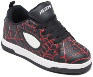 Heelys Boys Split Spider-Man Wheeled Casual Athletic Skate Sneakers from Finish Line