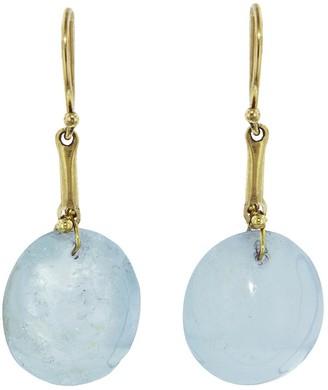 Ten Thousand Things Aquamarine Berry Drop Earrings