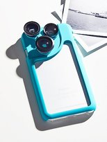Changing Lens Iphone Case by Audio Technology