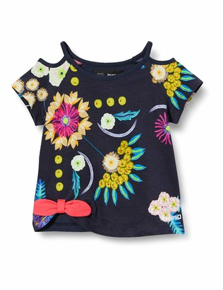 Desigual Girl's Ts_Tennessee T-Shirt