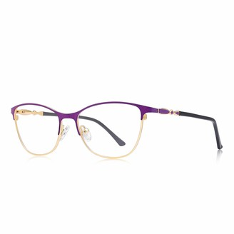 Olieye Cat Eye Reading Glasses For Women Retro Design Reader Computer Glasses with Spring Hinges