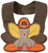 Carter's Baby Embroidered Turkey Terry Bib