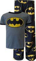 Komar Kids DC Comics Batman Classic Logo Pajama for boys