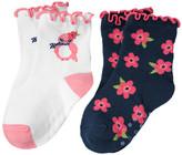 Gymboree Bird Poppy Sock Two-Pack