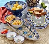 Pottery Barn Del Sol Melamine Platter