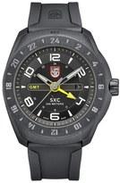Luminox Men's 'Space - Sxc' Gmt Carbon Watch, 46Mm