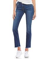 True Religion Sara Cigarette Cropped Jeans