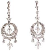 Kwiat 18K Diamond Chandelier Earrings