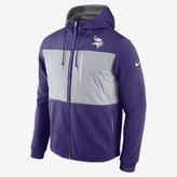 Nike Championship Drive Fleece Full-Zip (NFL Vikings) Men's Hoodie