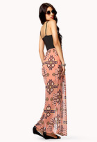 Forever 21 Southwestern Maxi Dress