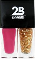 2B Colours Nail Polish Duo